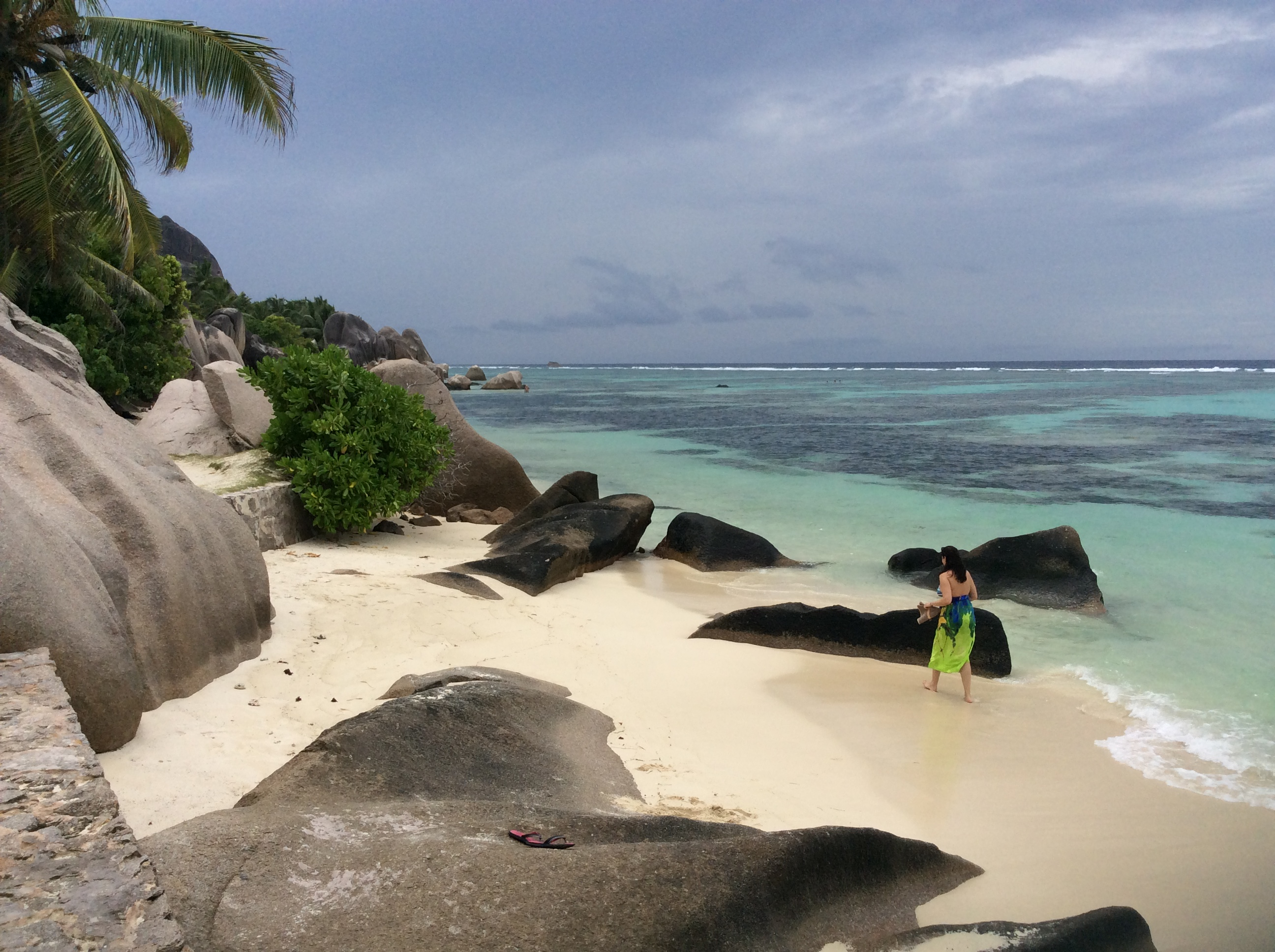 Seychelles pe foarte scurt