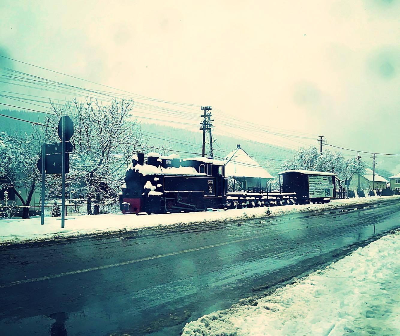 Mocănița, traseu de poveste in Bucovina: program 2017-2018
