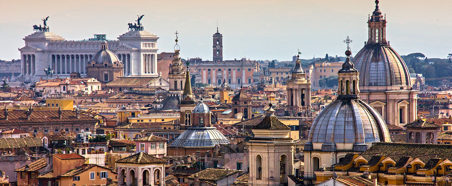 Rome in five hours