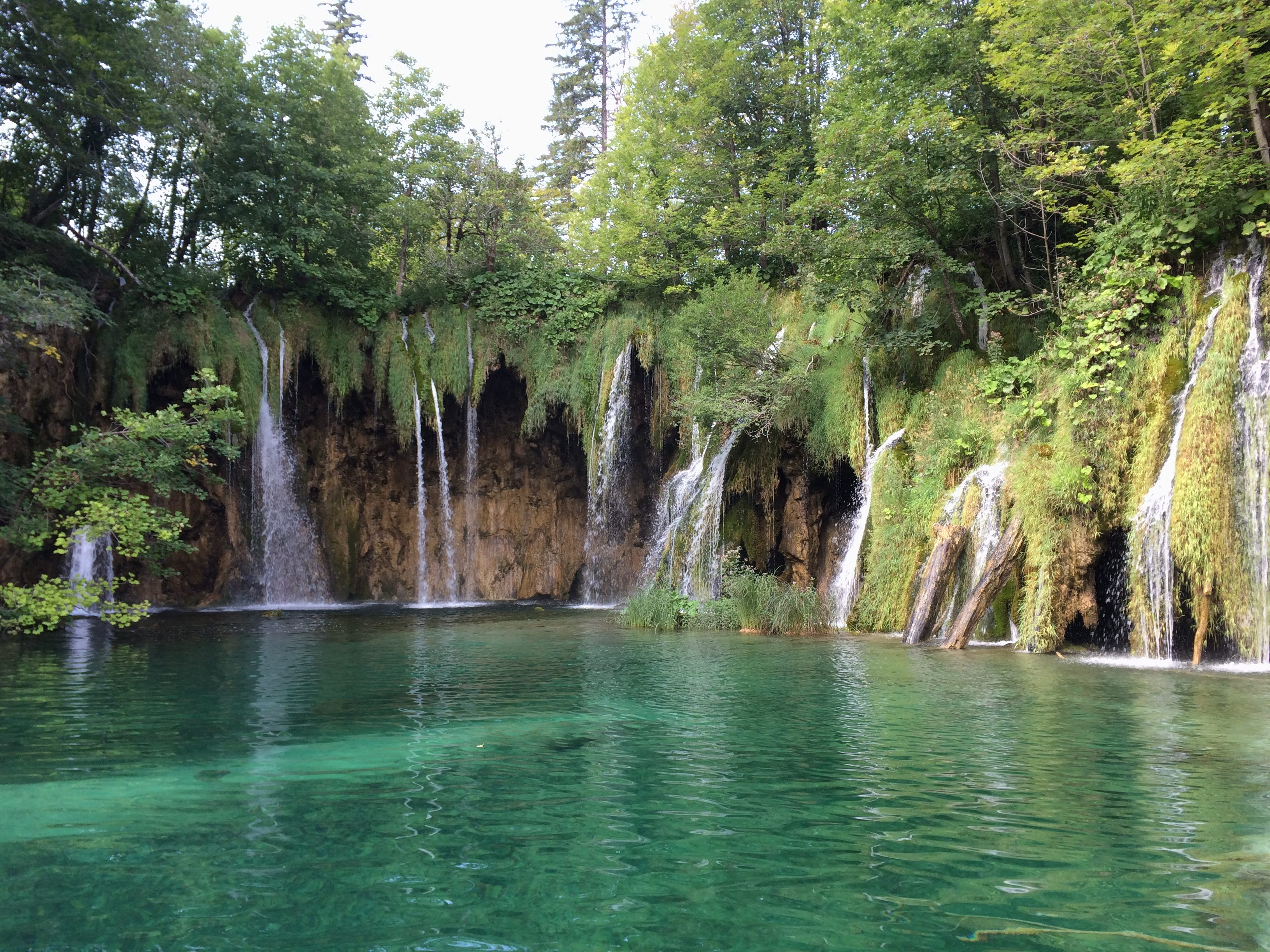 12 ore in Parcul National Lacurile Plitvice