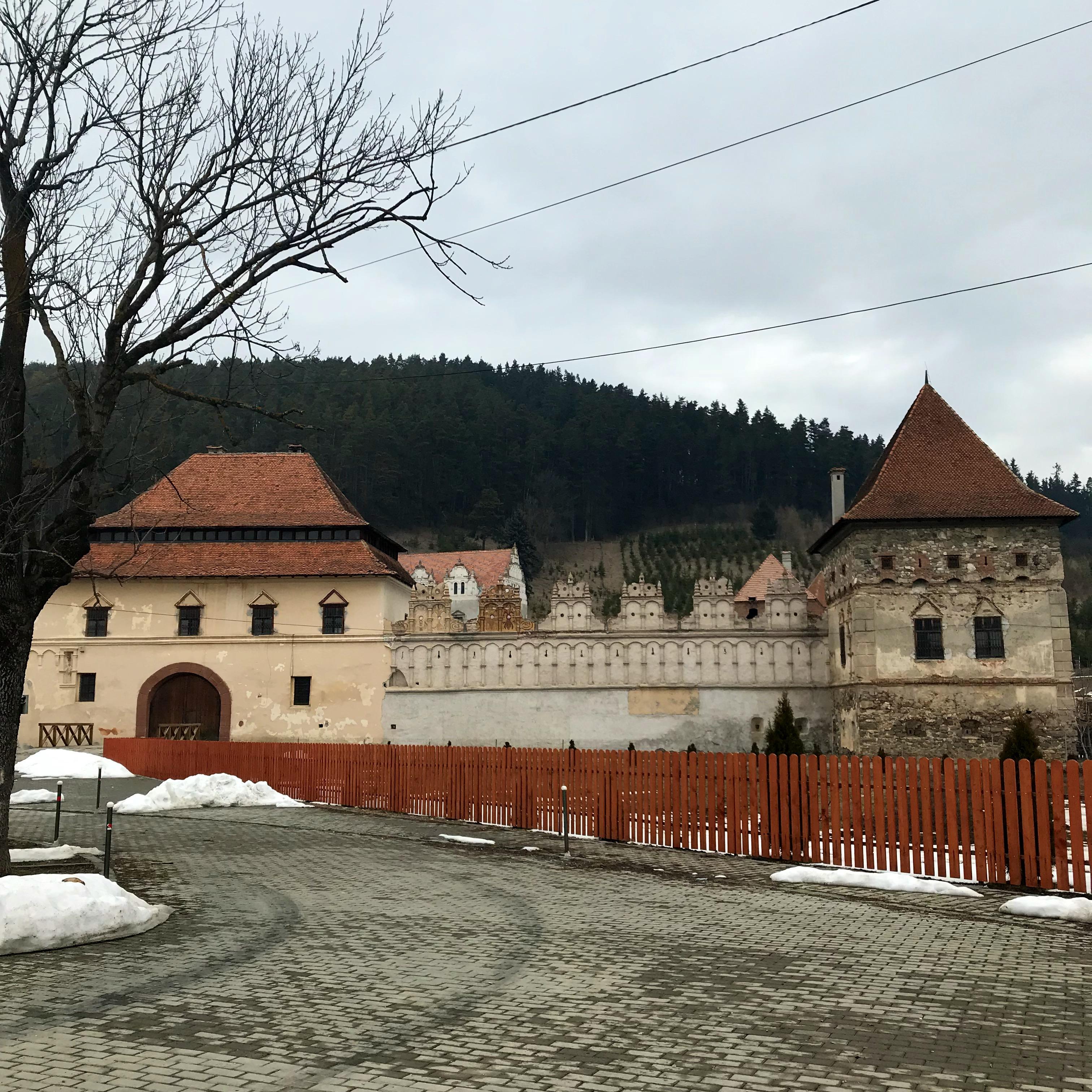 Castelul Lazar: Jurnal de traseu dedicat motocicliștilor