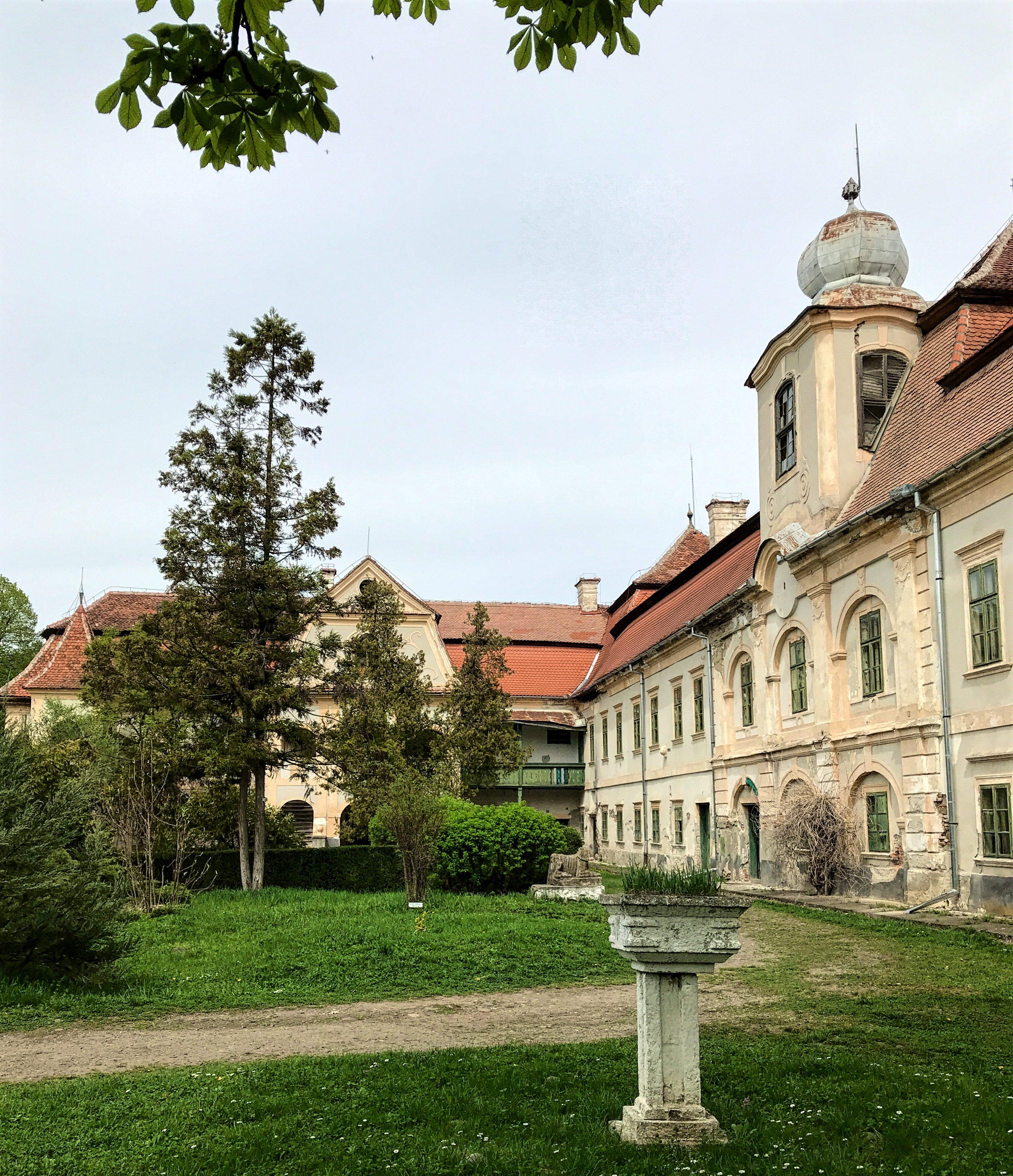 Rakoczi Bornemissza, o amintire de castel de vânătoare