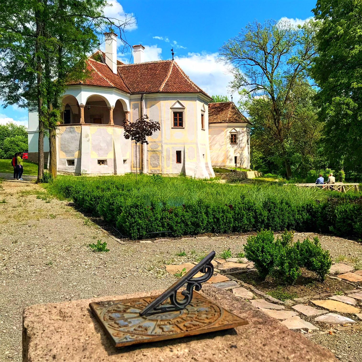 Castelul Kalnoky dezvăluit după ultima restaurare