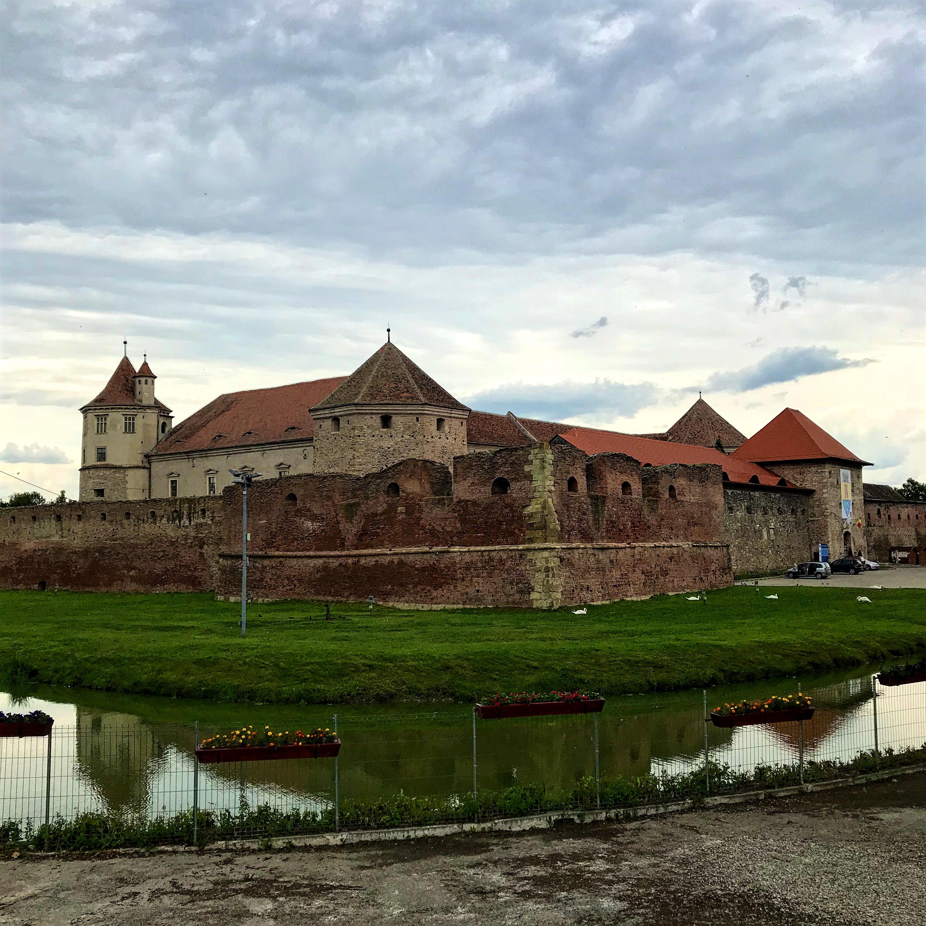Expozitii, arta si istorie la Cetatea Făgărașului
