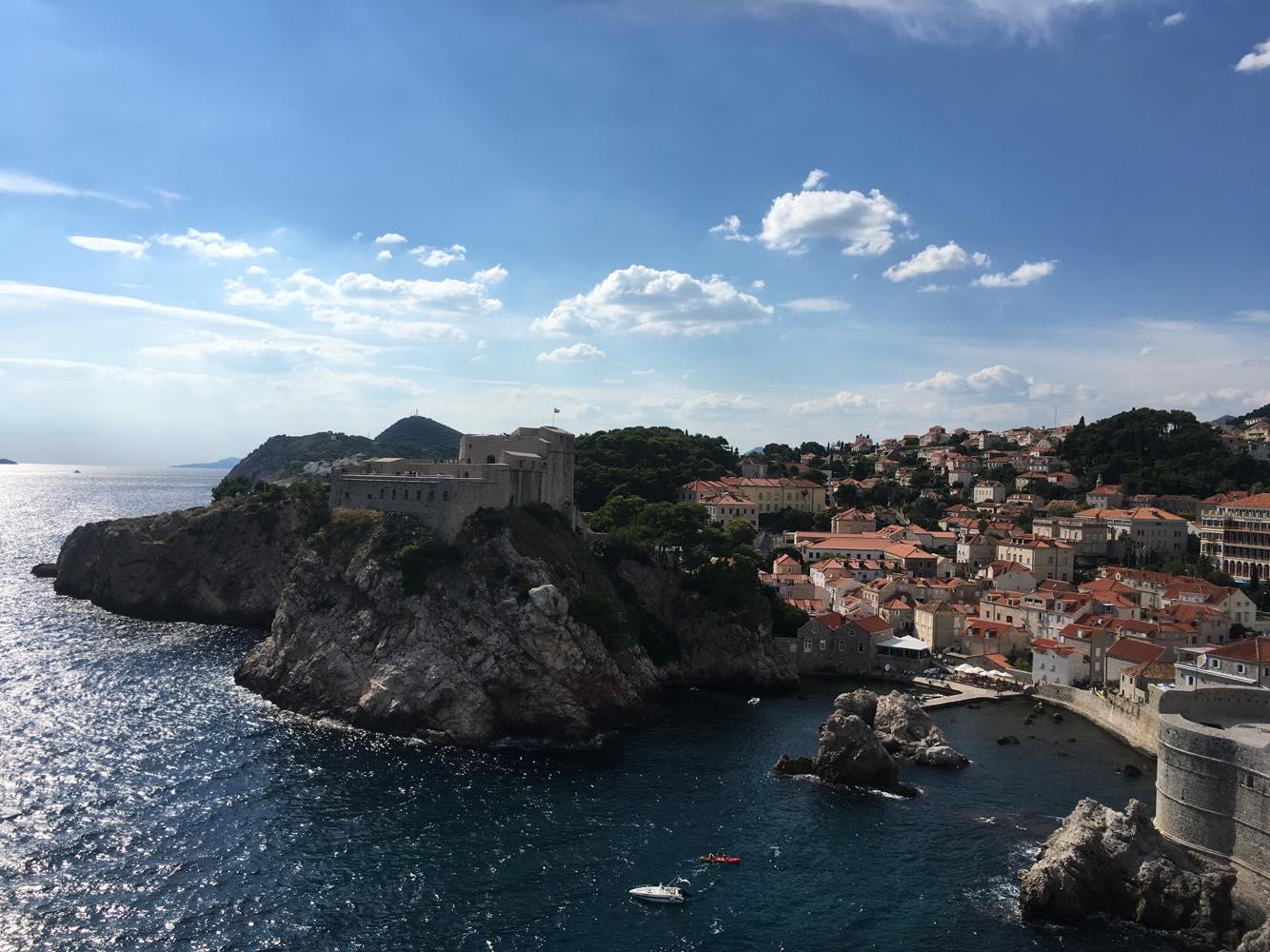 Cel mai vizitat oraș din Croația, Dubrovnik