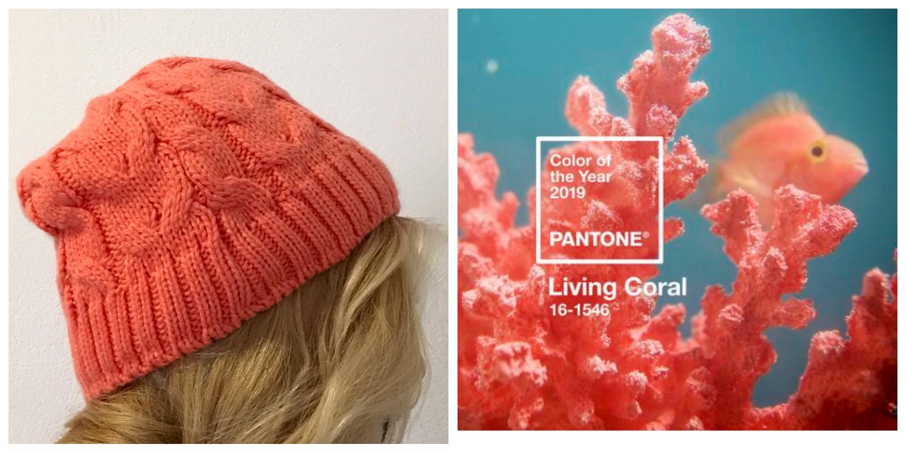 Living Coral: culoarea anului 2019