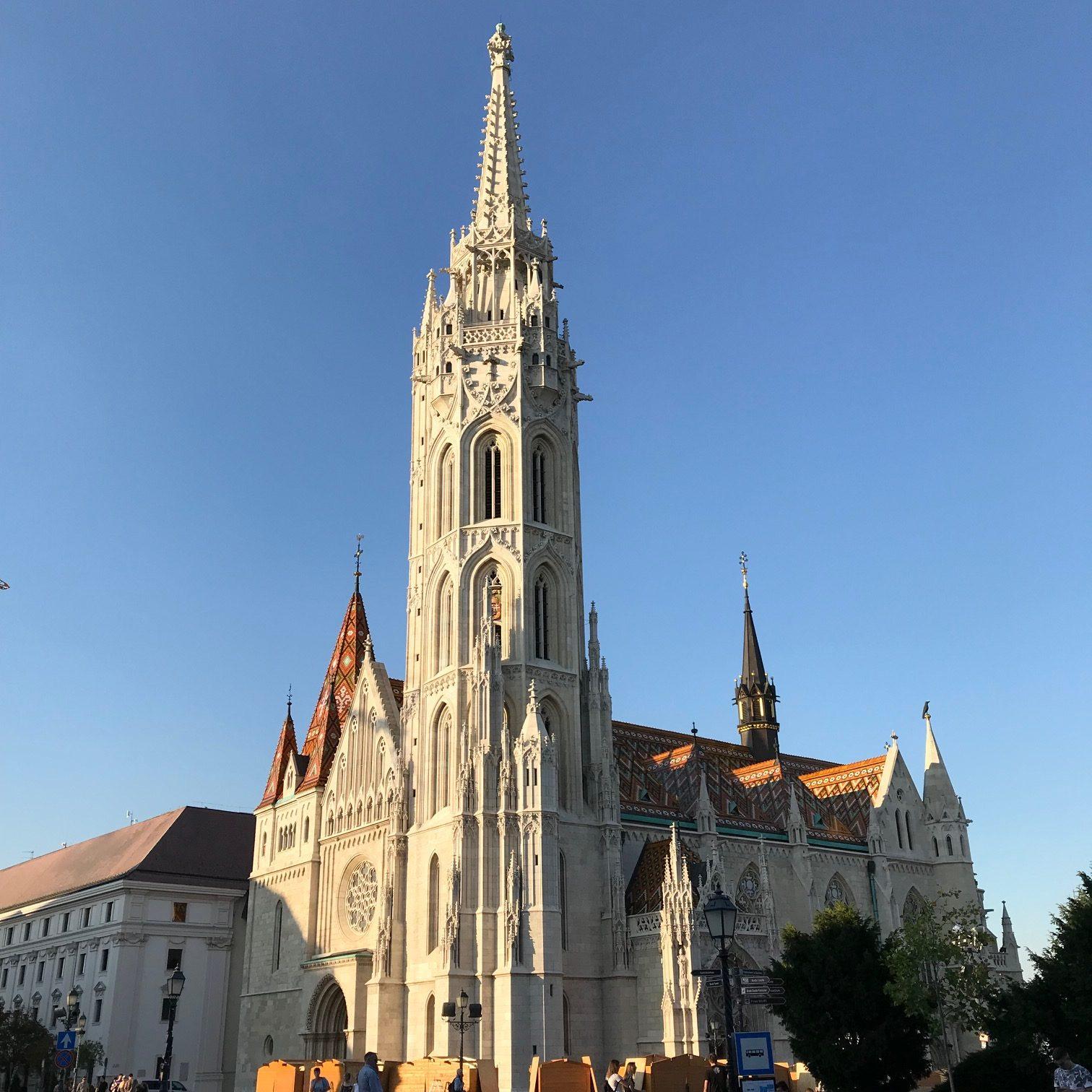 25 de kilometri de plimbare prin Budapesta