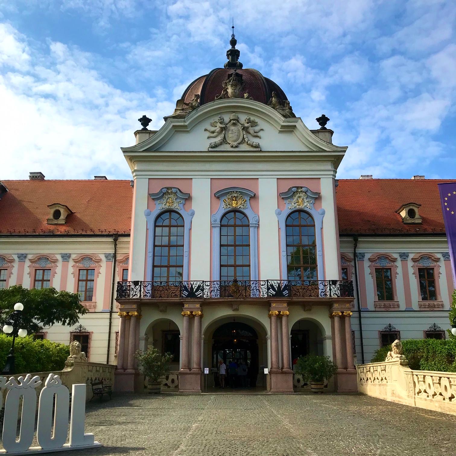 Cum am descoperit reședința lui Sissy din Gödöllő