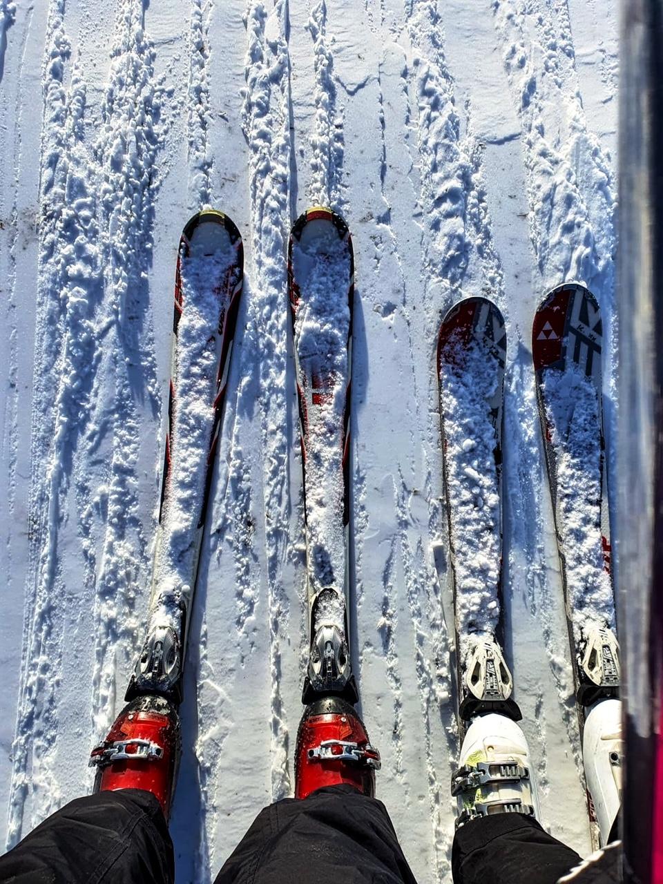 Toate pârtiile de schi din Harghita mai mici de 500 de metri